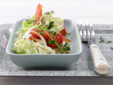 Kochbuch für kalorienarme vegetarische Rezepte