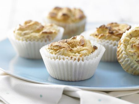 Rhubarb and Lime Muffins