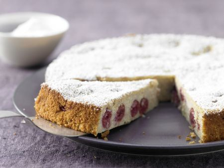 Ricotta Quark Cake