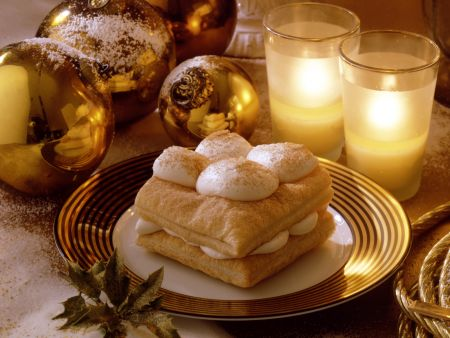 Sherry Cinnamon Puff Pastry