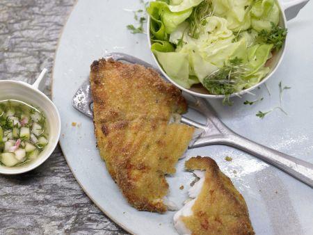 Smarter breaded fish recipe eat smarter usa for Breaded fish recipe