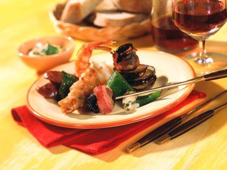 Spanish Fondue