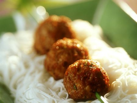 how to make spicy turkey meatballs