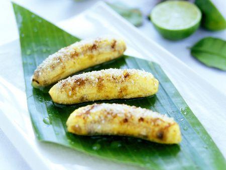 Tropical Fried Bananas