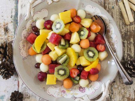 Tropical Mixed Fruit Salad