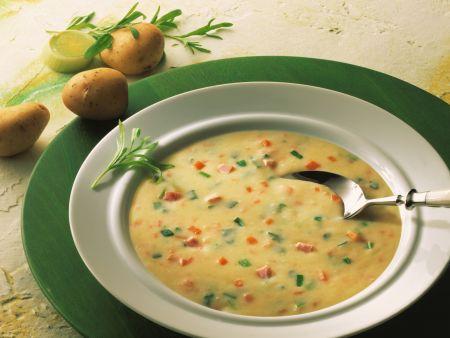 Vegetable and Potato Soup