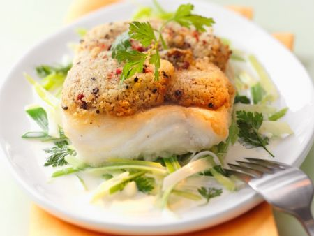 White fish fillet with topping recipe eat smarter usa for White fish fillet recipe
