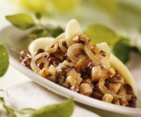 Healthy Pulse Dish with Nuts