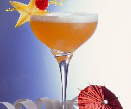 Apple Brandy and Orange Cocktatil