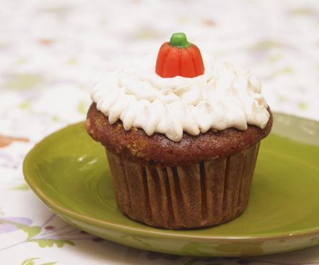 Autumnal Individual Cakes