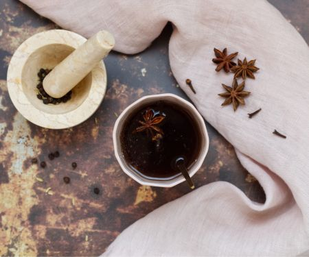 Ayurvedic Tea with Spices
