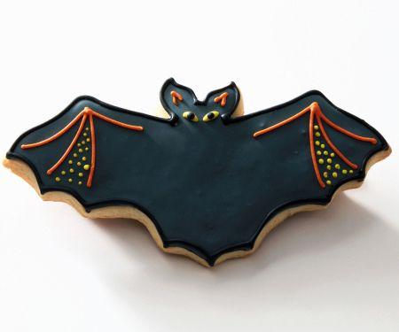 Black Bat Cookies