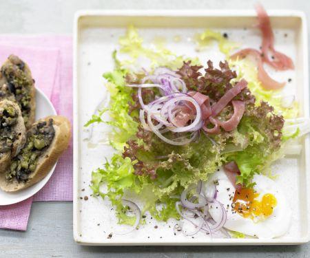 Brasserie-Style Salad