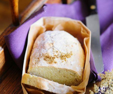 Bread with Elderflower
