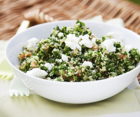 Bulgur Salad with Herbs