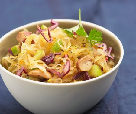 Cabbage and Peanut Salad