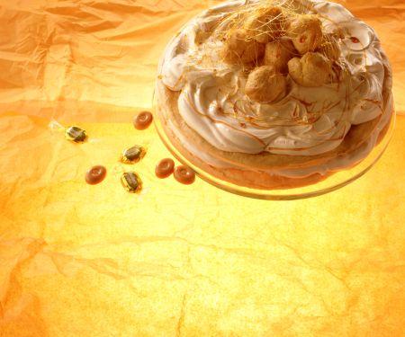 Caramel Torte