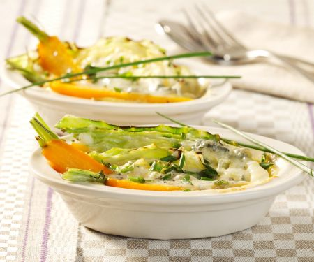 Carrot and Cabbage Casserole
