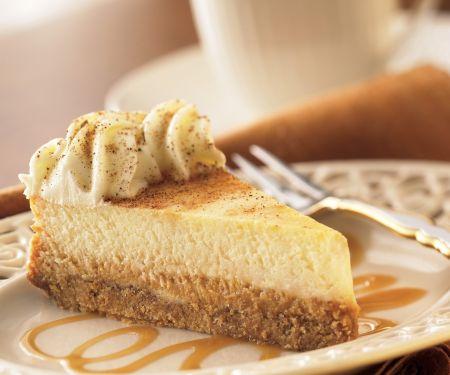 Chai-Spiced Cheesecake