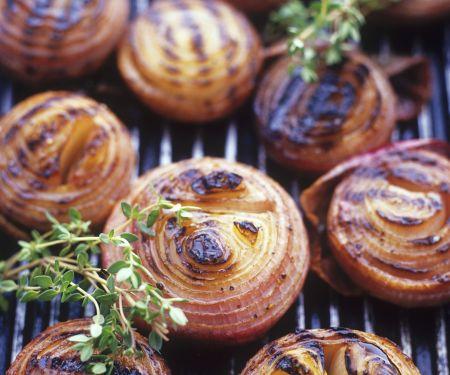 Charred Bbq Onions