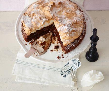 Chocolate Meringue Cake