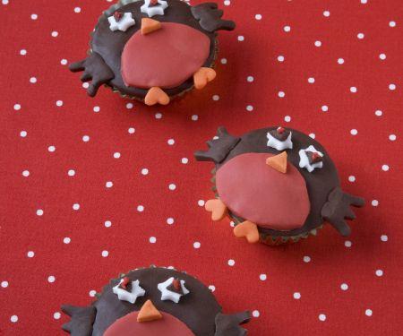 Chocolate Penguin Cakes