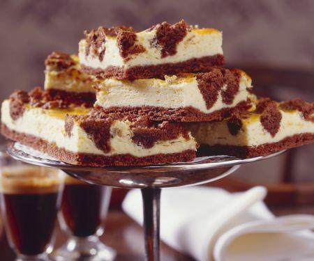 Chocolate Russian Cheesecake