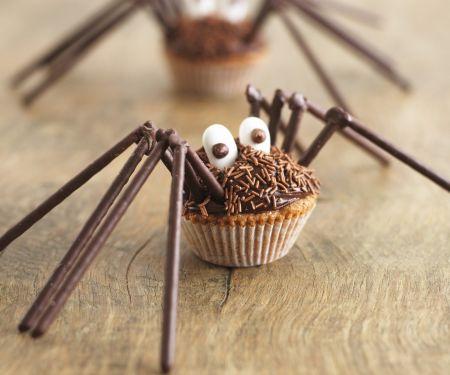 Chocolate Spider Cakes