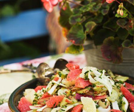 Citrus and Fruit Salad