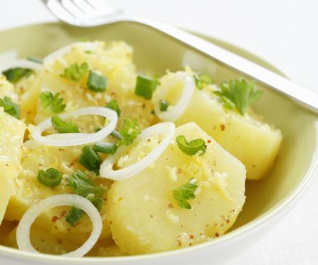 Citrus and Parsley Potatoes