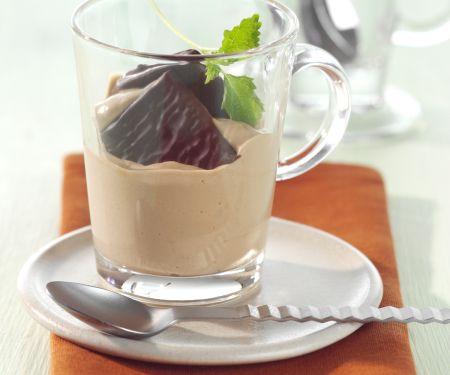 Coffee-Mint Parfaits