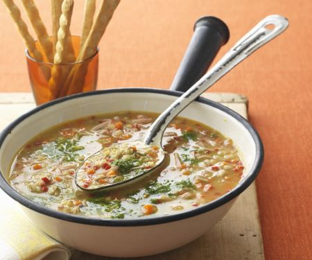 Country-style Grain Soup