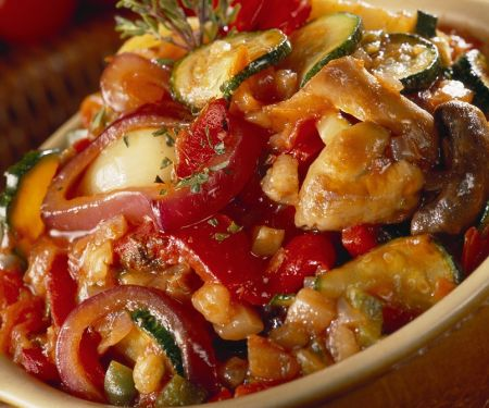 Country Vegetables with Chicken