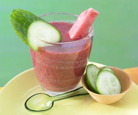 Cranberry-Melon Juice