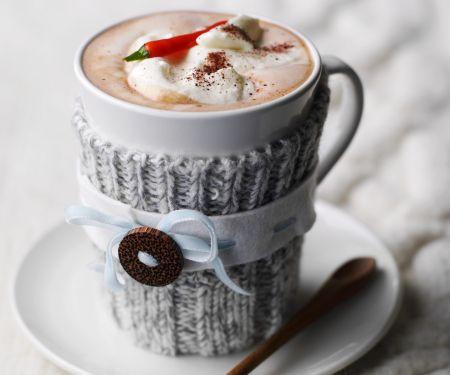 Creamy Hot Chilli Chocolate