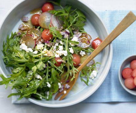 Crunchy Thai Arugula Salad