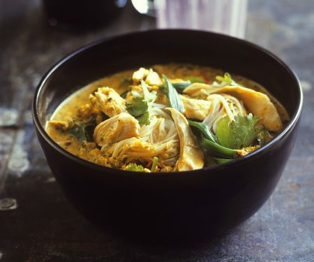 Curried Soup Bowl