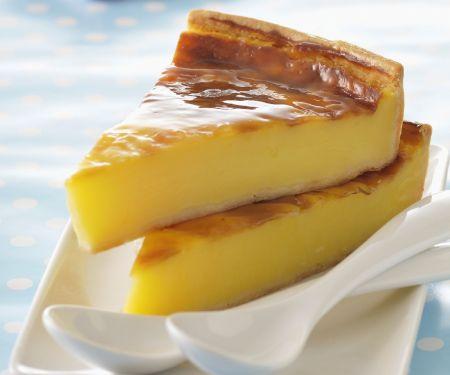 Custard Tart Slice