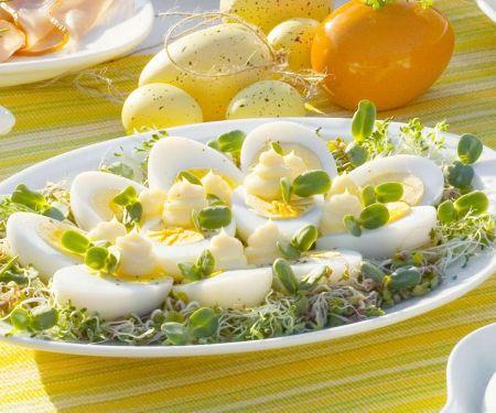 Decorative Egg Platter