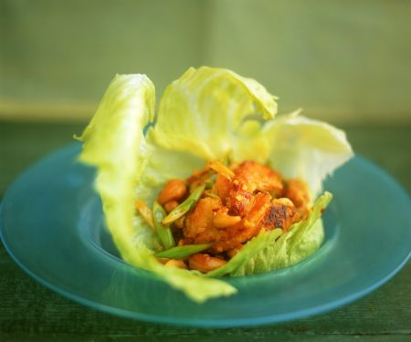Dry Shrimp Curry