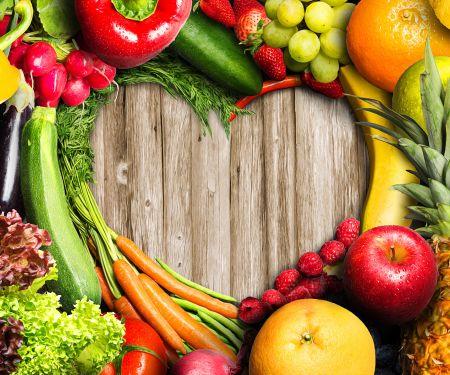 Heart happy foods!