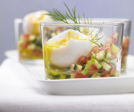 Eggs in a Glass