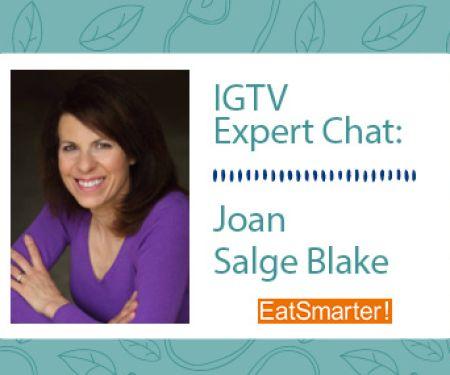 Maintaining Weight during the Pandemic Expert: Joan Salge Blake