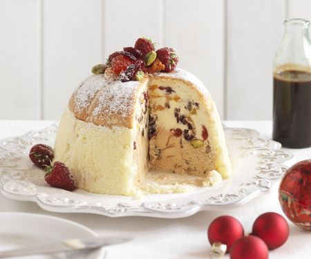 Festive Dome Cake