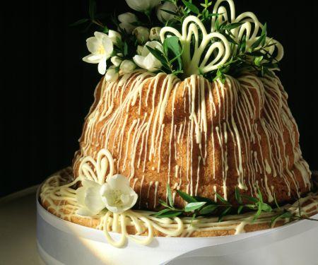Festive Rum Fruitcake with White Chocolate