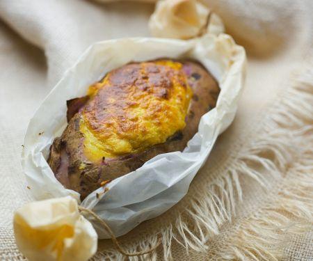 Fish-stuffed Potato