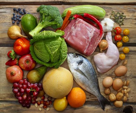 A healthy diet made easy: Stock up on healthy ingredients