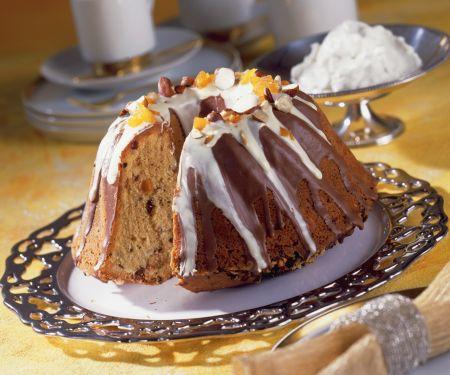 Fruit and Nut Bundt Spice Cake
