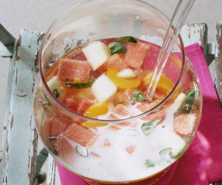 Fruity Gin Punch