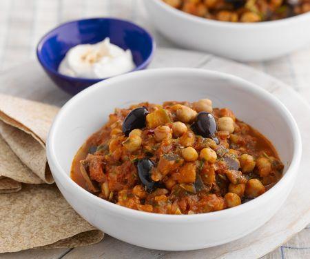 Garbanzo Bean Casserole